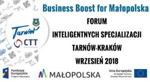 Forum Inteligentnych Specjalizacji Tarnów-Kraków