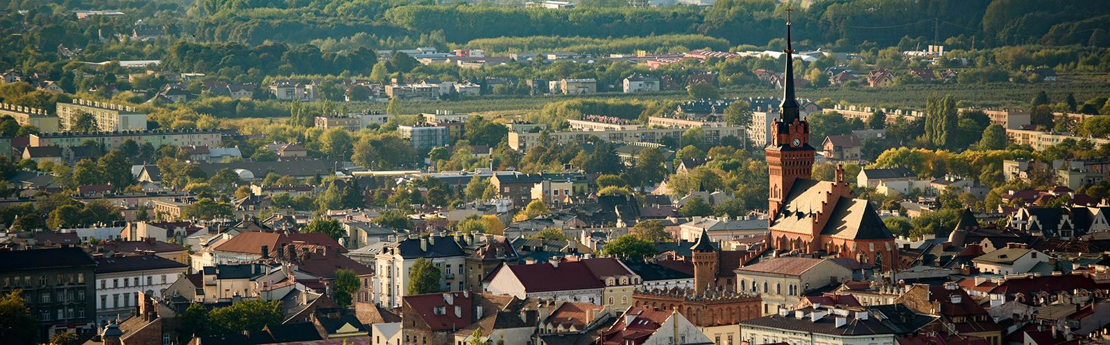 Tarnow agglomeration