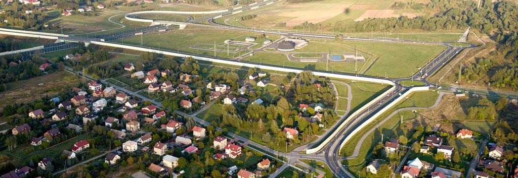 Tarnów łącznik autostrada A4