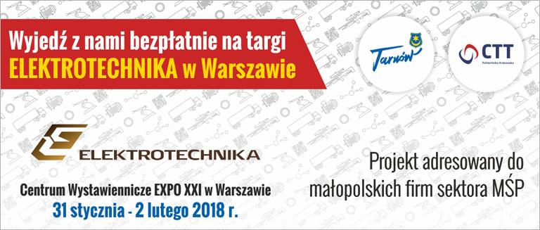 Targi Elektrotechnika 2018